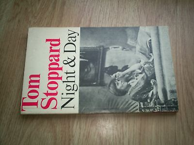 Diana Rigg Tom Stoppard Night And Day tie-in pb 1979 Faber EX+ condition