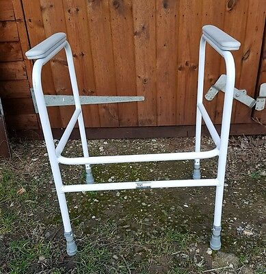 Disability Toilet Frame, Height Adjustable made by Days
