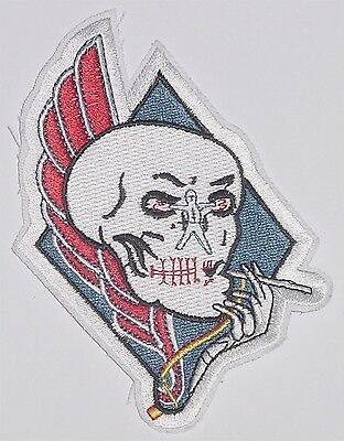 US Navy Aufnäher Patch VA 34 Blue Blasters Strike Fighter Squadron 34 .....A2657
