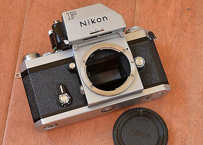 MINTY Nikon APOLLO '73 FTN 35mm SLR Film Camera Body Only COLLECTABLE Vintage