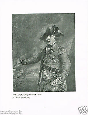 His Royal Highness Prince Albert, Colonel Of 11th Antique Military Picture Print