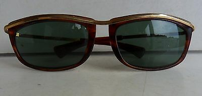 Ray Ban Vintage verre signé: B&L. OLYMPIAN occasion