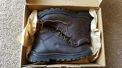 New Red Wing Shoes 2220 Non Metalic Toe Electrical Hazard Work Boots Size 10.5