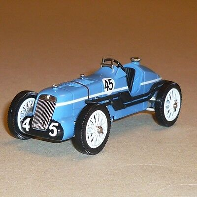 MG R type 1935 Bellevue - Evans family 1:32 by emmy white metal model