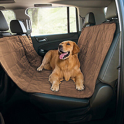 Pet Car Seat Cover for Dogs or Cats