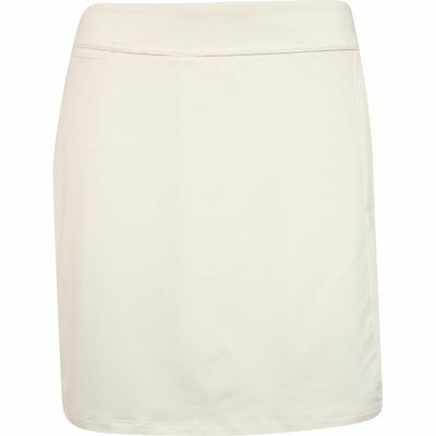 Nwt Womens Puma Drycell Solid Knit White Golf Shorts