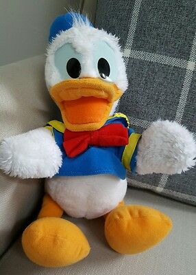 donald duck soft toy