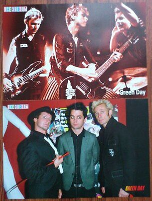 Green Day - Billie Joe Armstrong - Posters