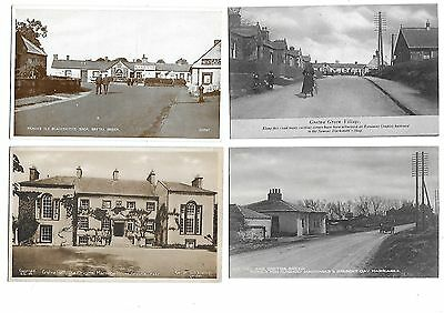 GRETNA GREEN Dumfres-shire Lot 7 Early Postcard