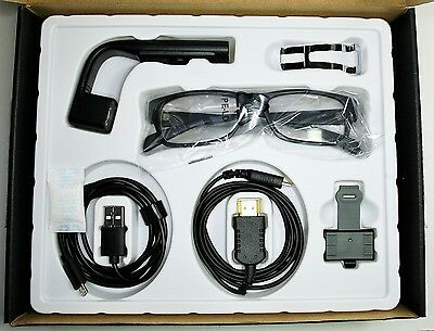 Vufine Wearable Fpv Monitor Glasses For Yuneec Typhoon H St16. Plus Other Uses