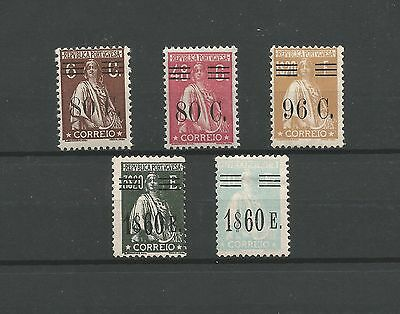 Portugal 1928/29 Good lot of Very Fine MH stamps