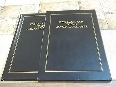 Australia 1989 Yearbook Mnh** Complete Great Top Condition Look Pictures