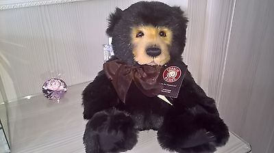 CHARLIE BEARS SETH * Anniversary Collection - plush bear by Isabelle Lee