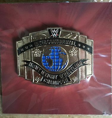 WWE Intercontinental Championship Pin/Badge **WWE Loot Crate Exclusive** New