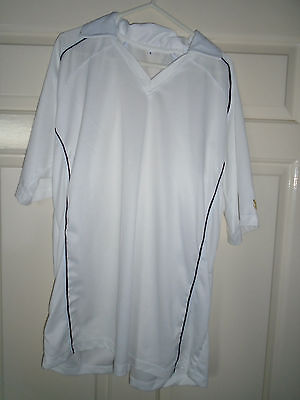 MENS CRICKET WHITES CRICKET SHIRT & TROUSERS CLOTHING L Large