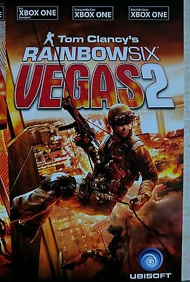 Rainbow Six Vegas 2 Download Xbox One Xbox 360