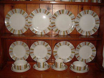 Sienna Midwinter Collection of Tableware