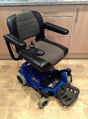 Pride Go Electric Wheelchair / Powerchair *new Batteries* Little Used Excellent