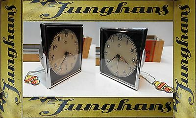 Vintage German Made Alarm Clock Junghans - New Old Stock. Mint Box