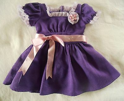 """American Girl 18"""" doll Emily's Holiday dress"""