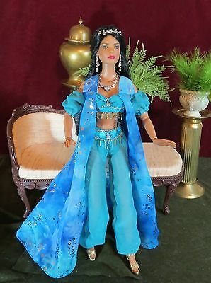 Jasmine 16 An Exotic  Sewing Pattern For Tonner Dolls Tyler, Sidney,