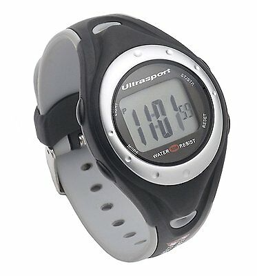Ultrasport Heart Rate Monitor with Chest Strap Run 50