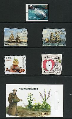 Aland Islands 2016 Post Office Yearbook Year Set NH Mint Official