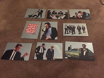 Reservoir Dogs Collectors Edition Cards
