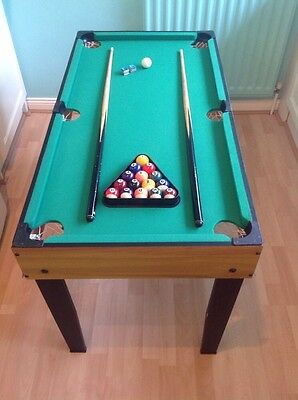 4 in 1 games table-pool Table, Table Football, Table Tennis And Ice Hockey