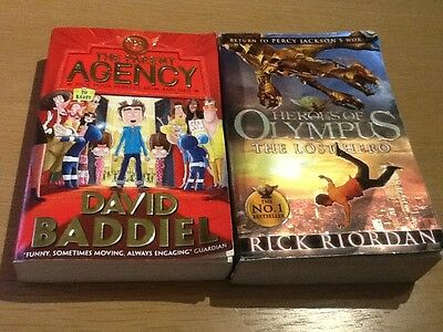 2 Boys Novels Books The Parent Agency Heroes Of Olympus The Lost Hero Junior