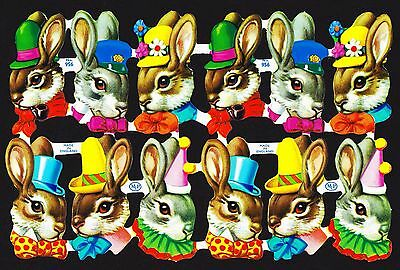 Mamelok Press Ltd Mlp 956 - Dressed Rabbits