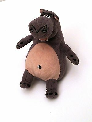 "Dreamworks~""madagascar Escape 2 Africa""~*gloria* The Hippo~Plush Doll~8""  2008"