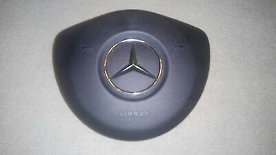Genuine Mercedes Benz AMG Steering wheel airbag C CLS E SL SLK Class