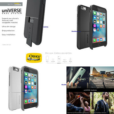 """OtterBox uniVERSE Hard Snap Cover Module Case for 4.7"""" iPhone 6 iPhone 6s NEW"""