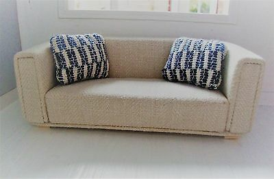 1:12 scale sofa for dolls house