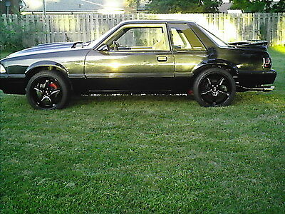 1993 Ford Mustang LX 1993 mustang
