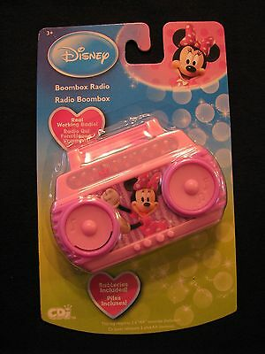 Disney Minnie Mouse Boombox Radio Party Gift