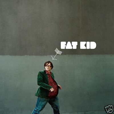"""JARVIS COCKER Fat Kid UK vinyl 12"""" Extra Large Mix NEW / UNPLAYED Rough Trade"""