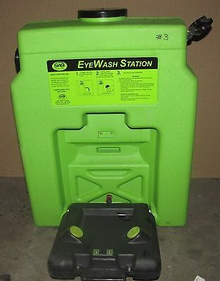 SAS SAFETY Portable Eyewash Station (#1301)
