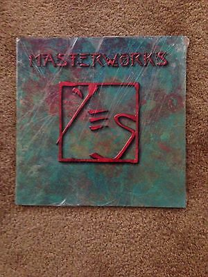 YES Masterworks 2000 Concert Tour Program