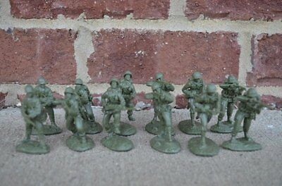 WWII US Marines Pacific Theater Austin 1/32 54MM Toy Soldiers
