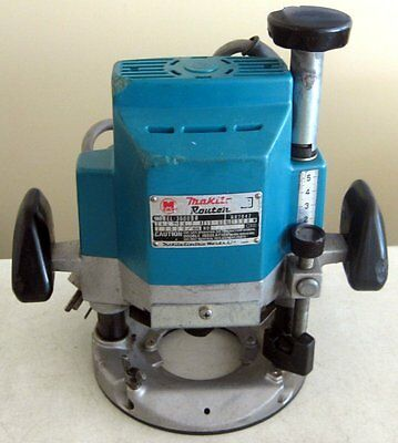 Makita Plunge Router Model- 3600BR Made in Japan