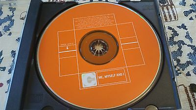 Vitamin C Me Myself And I Rare 5 Track Remix Promo Cd Free Shipping Like New