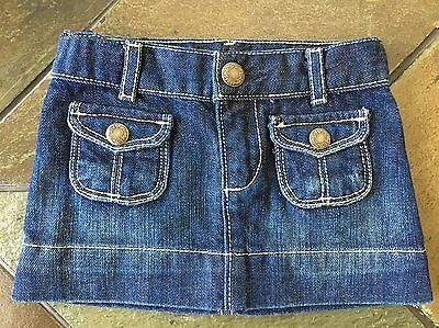 Gap skirt size 18 Months denim jeans Baby Girls Toddler