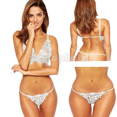 New Women's Lace T-string Briefs Panties Thongs G-string Lingerie Underwear