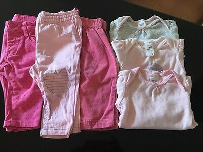 Mix Baby Girls Clothes Size: 00
