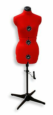 Action Dress Form 8 Part Dressmaking Model | Form A | Mannequin | FREE SHIPPING