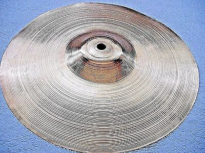 "VINTAGE Old 1940s 10"" VICTOR LaPAGE SPLASH Cymbal *Exc! 196g AIRY Jazz WORLDSHIP"