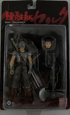 Berserk Guts Mercenary Action Figure