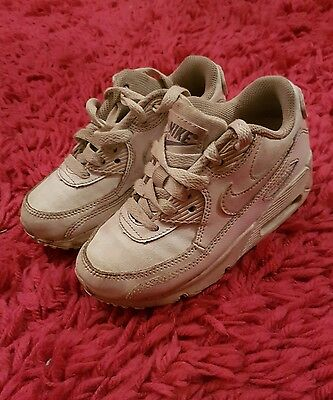 Nike air max infant trainers size 10